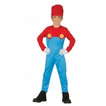 Super Mario Kostuum Kind