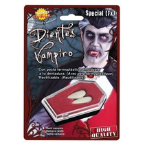 Vampier Hoektanden XL-  thermoplastisch