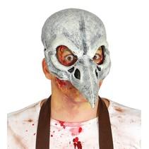 Halloween Masker Vogel Deluxe voorkant