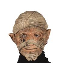 Halloween Masker Mummy driekwart