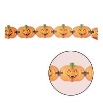 Halloween Slinger Pompoen Deluxe 4 meter