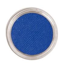 Blauwe Schmink Waterbasis 15gr