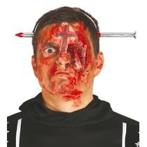 Halloween Haarband Spijker door hoofd