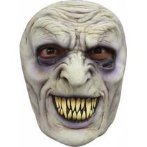 Halloween Masker Vampier Deluxe voorkant