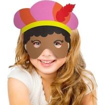 Pieten Masker Meisje