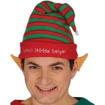 Elfen Muts Santa