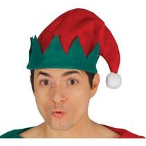 Elfen Muts Kerstman