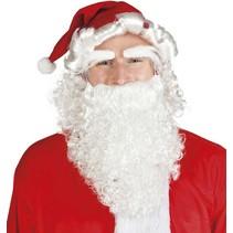 Kerstman Baard Set Deluxe