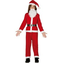Kerstman Pak Kind