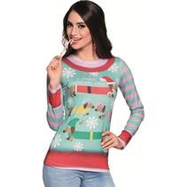 Kerst Shirt Wiener Wonderland