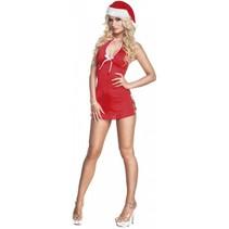 Kerstvrouw Jurkje Sexy