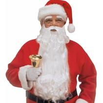 Kerstman Baard met snor en wenkbrauwen