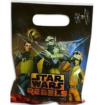 Star Wars Rebels Uitdeelzakjes 6 stuks
