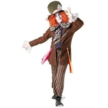 Alice in Wonderland Kostuum Mad Hatter™