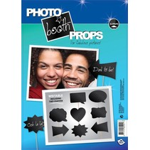 Photo Booth Props Schrijfbaar