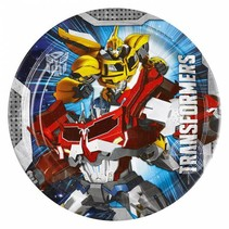 Transformers Borden Versiering 23cm 8 stuks