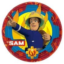 Fireman Sam Borden Versiering 23cm 8 stuks