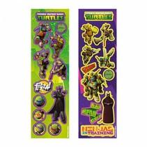 Ninja Turtles Stickerset 8 stuks
