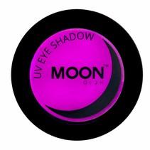 Oogschaduw Paars Neon UV 3,5 gram