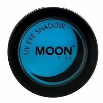 Oogschaduw Blauw Neon UV 3,5 gram