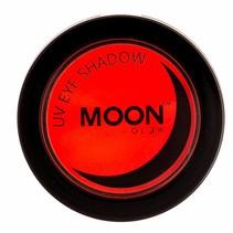 Oogschaduw Rood Neon UV 3,5 gram