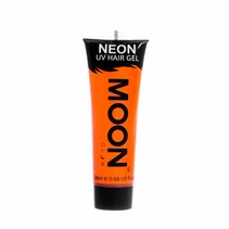 Haargel Oranje Neon UV 20ml