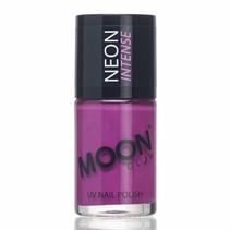 Nagellak Paars Neon UV 14ml