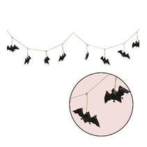 Halloween Slinger Vleermuis Deluxe 1,8 meter