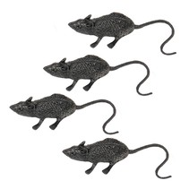 Nep Ratten 6cm 4 stuks
