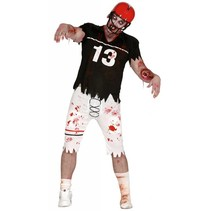 Halloween Kostuum American Football