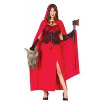 Halloween Kostuum Dames Roodkapje