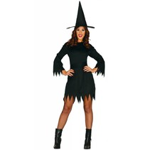 Halloween Kostuum Dames Heks