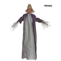 Halloween Pop Pompoen met licht 90cm