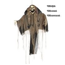 Halloween Pop Skelet met licht, geluid en beweging 190cm