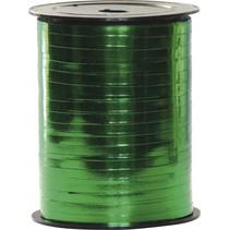 Groen Lint Metallic 400 meter x 5mm