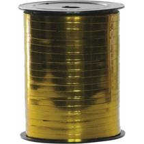Goud Lint Metallic 400 meter x 5mm