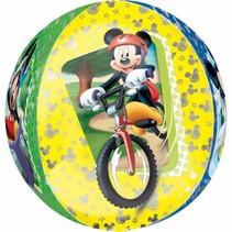 Mickey Mouse Helium Ballon Bal 40cm leeg