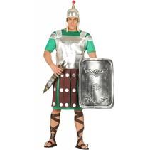 Gladiator Kostuum Zilver