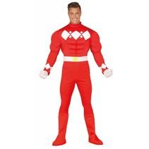 Superheld Kostuum Kracht