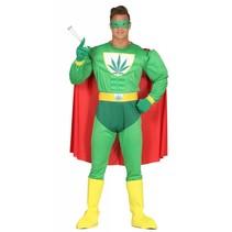 Superheld Kostuum Wiet