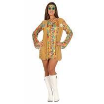 Hippie Kostuum Dames Regenboog
