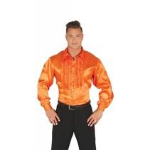 Disco Shirt Oranje 70's
