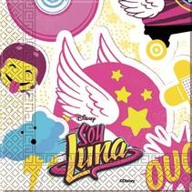Soy Luna Servetten 20 stuks