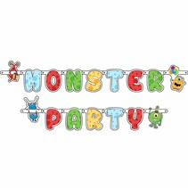 Monster Party Letterslinger