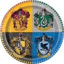 Harry Potter Borden 23cm 8 stuks