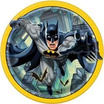 Batman Borden 23cm 8 stuks