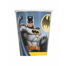 Batman Bekers 200ml 8 stuks
