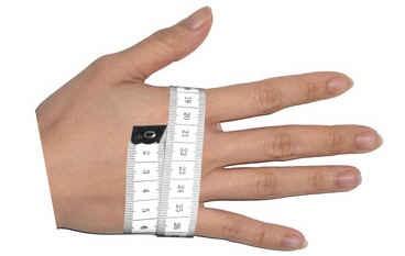 hand circumference