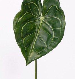 Anthurium leave, 67cm
