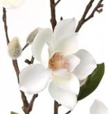 Magnolia spray (kleinbloemig) 90cm